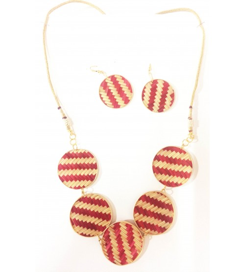 Kerala Bamboo Necklace online