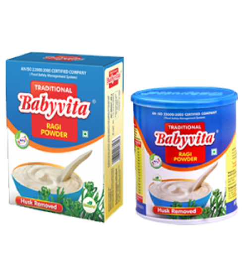 Babyvita Traditional Ragi