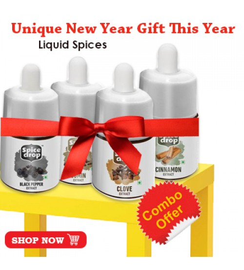 Spice Liquid Extract Combo Gift Pack