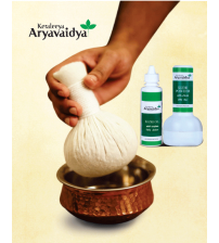 Kerala Ayurvedic Kizhi with Oil
