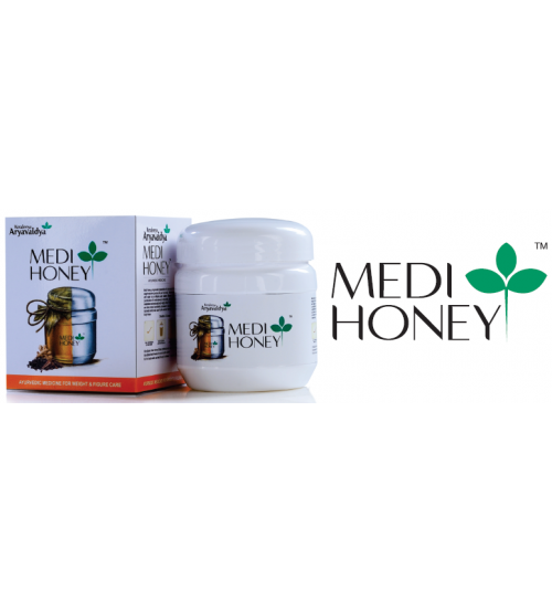 MediHoney (Honey with spices and herbs)