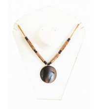 Kerala Bamboo Jewellery NeckLace