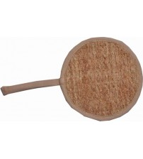 Coconut Hand Fan Veeshari
