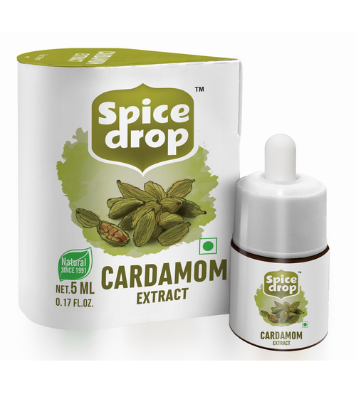 Cardamom Ilaichi Liquid Extract Drops 5 ml
