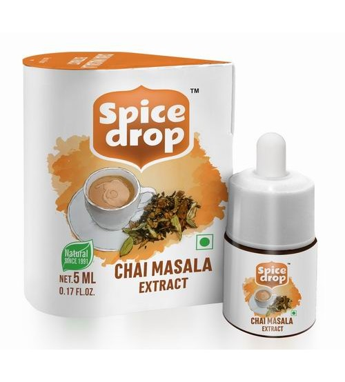 Chai Tea Masala Liquid Extract Drops 5 ml