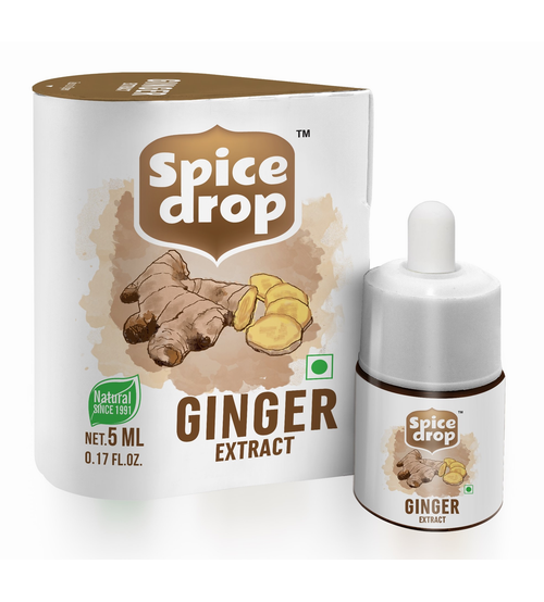 Ginger Adrak Liquid Extract Drops 5ml