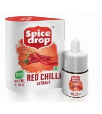 Red Chilli Liquid Extract Drops 5 ml