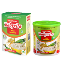 Babyvita Traditional Rice Banana (Please See Description)
