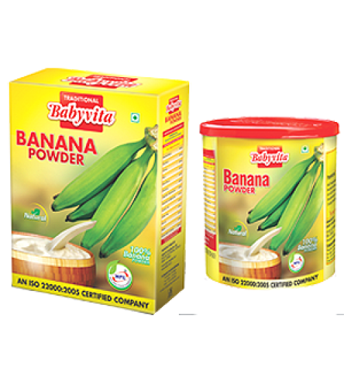 Banana Powder 300g Jar (Please See Description)