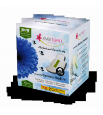 Everteen Sanitary napkin pads